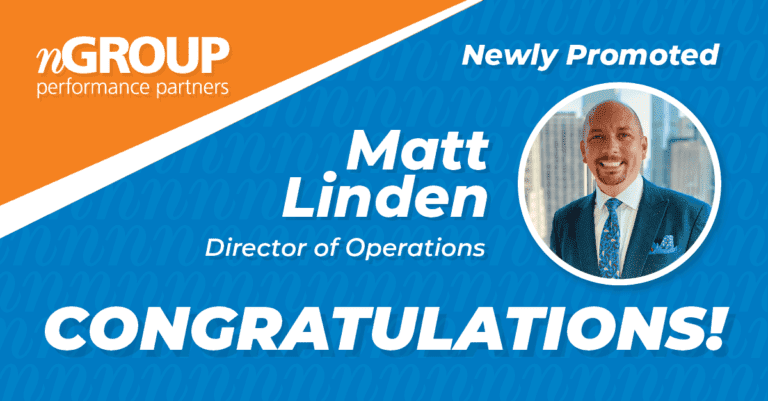 Matt Linden Promoted to Director of Operations at nGROUP