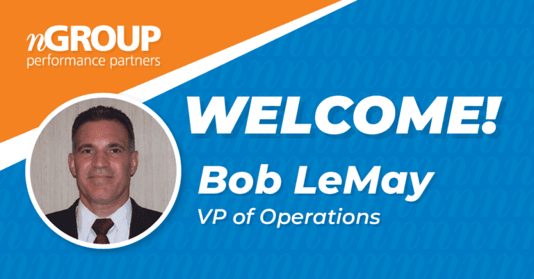 Bob LeMay, Supply Chain Veteran, Begins Role as nGROUP's VP of Operations