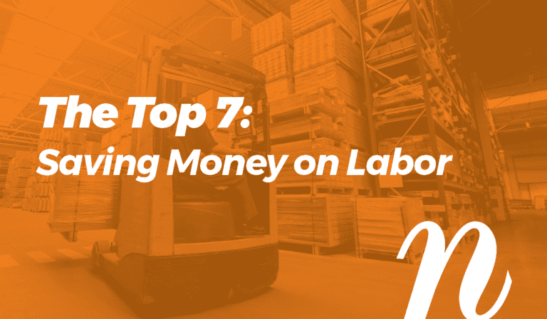 Save Money Now! The Top 7 Ways to Reduce Labor Costs