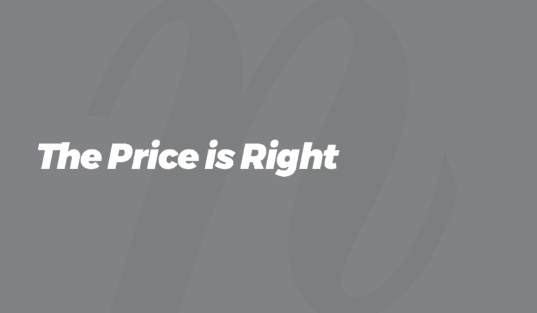 The Price is Right: How nGROUP's Pricing Works, and How it Helps