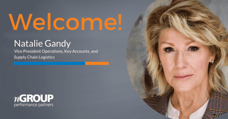 Natalie Gandy named Vice President Operations, Key Accounts, and Supply Chain Logistics at nGROUP
